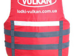 Спасжилет Vulkan нейлон 0-15 кг красный