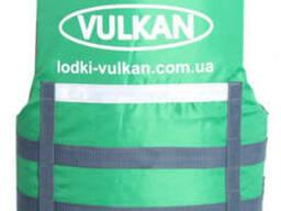 Спасжилет Vulkan нейлон 0-15 кг зеленый