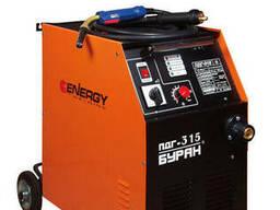 Специализированный ремонт сварочных полуавтоматов Буран ПДГ-