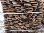Специально упакованные дубовые дрова на поддонах, без нацено - фото 1