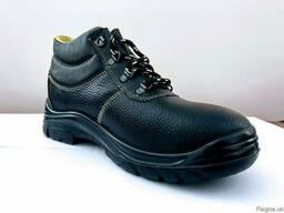 Cпецобувь Ботинки рабочие металлическим подноском 2107 S1P