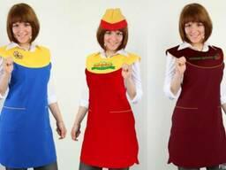 Пошив форменной одежды для продавцов в Херсоне
