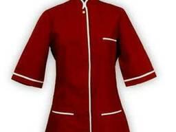 Спецодежда и униформа.Халат для уборщицы. Униформа для клини