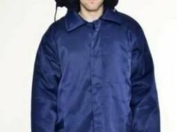 Спецодежда - от 1 штуки Куртка Зимняя Рабочая в наличии