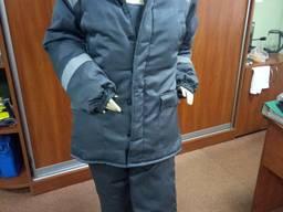 Куртки костюмы зимние рабочие - разные модели - продажа