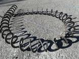 Спираль эластичная, Спиральный шнек, гибкий шнек. - фото 4