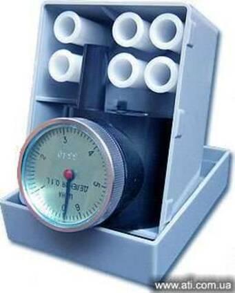 Спирометр сухой портативный ССП опр. емкость легких