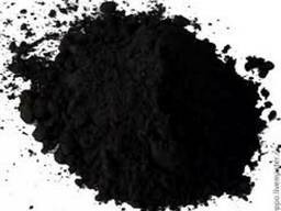 Спирторастворимый нигрозин - синевато-черный порошок
