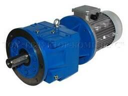 Співвісний мотор-редуктор GS-Drive E-RF (фланцевий)