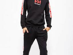 Спорт костюм мужской 119R766 цвет Черный