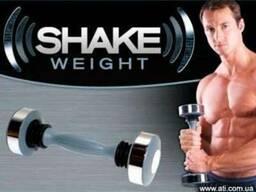 Спортивная гантеля Shake Weight (Шейк Уэйт) для мужчин - Тре