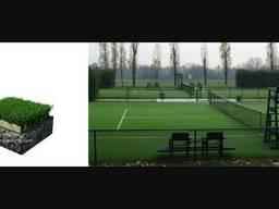 Искуственная трава для Футбольных полей и теннисных кортов
