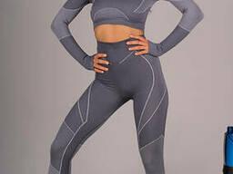 Спортивний костюм Merribel Gym 847 , Графітово-сірий, M