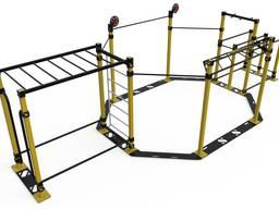Спортивный комплекс Workout для помещений SS-3