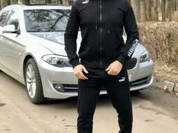 Спортивный мужской костюм Puma копия S