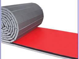 Спортивные РОЛЛ- маты для дзюдо, джиу-джитсу, толщина 20 мм