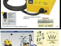 Спотер для алюминия GYS ALU PRO FV кондесаторная сварк M4