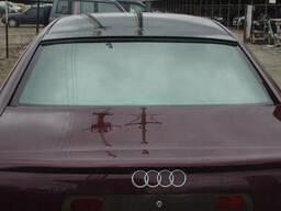 Спойлер Audi A6 С5 прилегающий