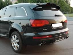 Спойлер Audi Q7 2010 2011 2012 2013
