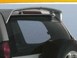Спойлер для Toyota Prado 120