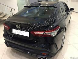 Спойлер Toyota Camry V70 2019