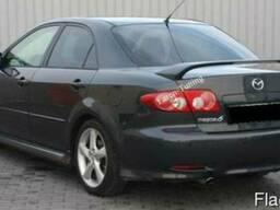 Спойлер Mazda 6 (2002-2007) седан