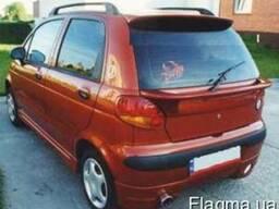Спойлер на Daewoo Matiz 1998-2000 г. вып. М100