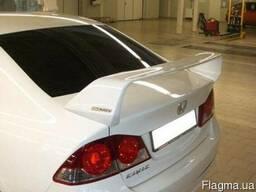 Спойлер на Honda Civic VIII седан реплика Mugen