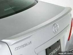 Спойлер Toyota Corolla (07-)