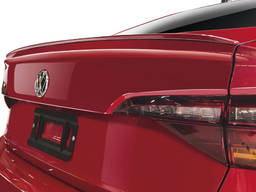 Спойлер VW Jetta 7 (19 ) тюнинг сабля стиль GLI