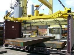 Спредер для перегрузки 20 и 40 футовых контейнеров, г/п 32 т - фото 2