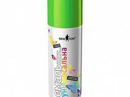 Спрей New Ton светло-зеленые RAL 6010 матовый 400мл