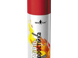 Спрей New Ton жаростійкий червоний 200-600°с 400мл