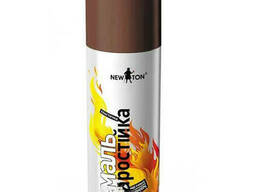 Спрей New Ton жаростійкий коричневий 200-600°с 400мл