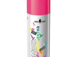 Спрей NewTon флуоресцентный Розовый 400мл