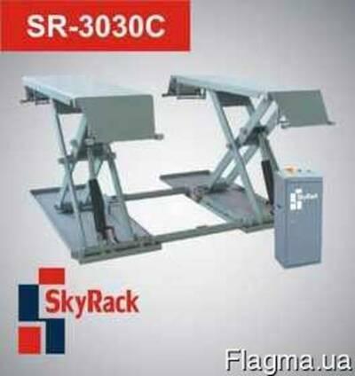 SR-3030C ножничный электрогидравлический подъемник