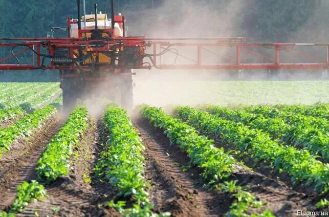 Средства защиты растений: гербициды, фунгициды