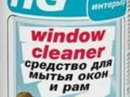 Средство для мытья окон и рам HG (500мл)