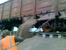 Средство для обработки вагонов и сыпучих грузов от смерзания