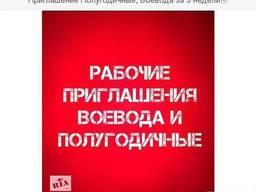 Срочные полугодовые приглашения на Польскую Визу