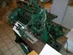 Сшивка книг на ниткошвейной машине