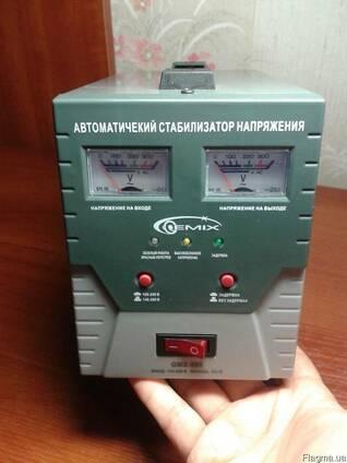 Стабилизатор напряжения автоматический