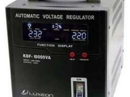 Стабилизатор напряжения Luxeon KDF-10000 SERVO