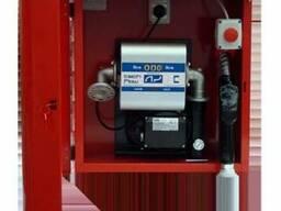 Стационарная топливораздаточная колонка Armadillo 60/80/100