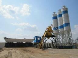 Стаціонарний бетонний завод HZS 75