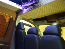 Стационарный телевизор монитор в микроавтобус автобус