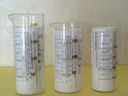 Стакан мерный, мерка для алкогольных напитков 100 мл