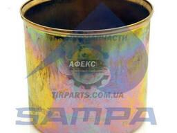 Стакан пневмоподушки/пневморессоры металлический BPW 30. ..