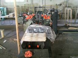 Стаки Corali для производства деревянного ящика