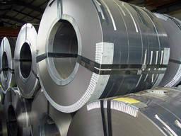 Оцинкованный металл в рулоне в наличии на складе